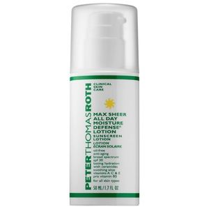Peter Thomas Roth Max Sheer All Day Moisture SPF